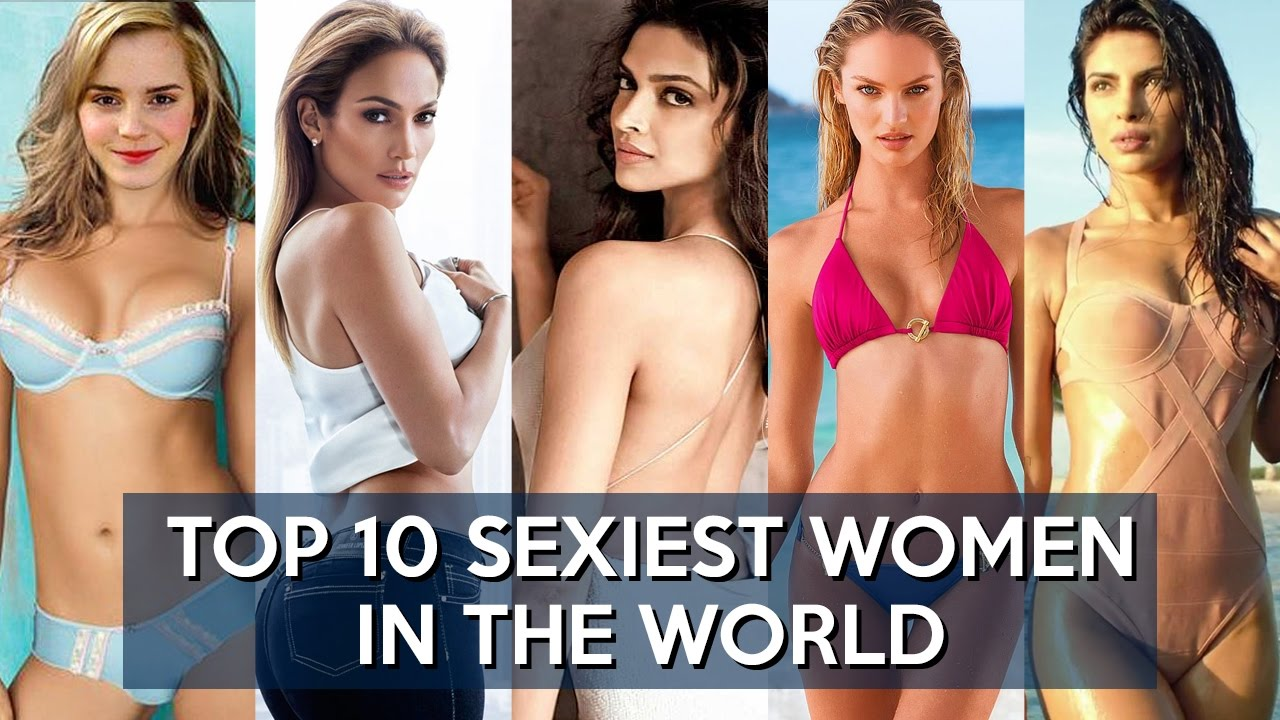 Sexest women in the world