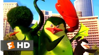 Penguins of Madagascar (2014) - The Boys Are Back (8/10) | Movieclips