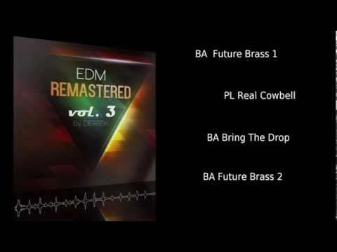 EDM Remastered Vol. 3 (Free presets for Reveal Sound's Spire)