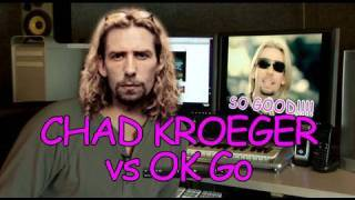 OK GO-TTSP OFFICIAL CHAD KROEGER REPLY (Nickelback)  This too shall pass Rube Goldberg thumbnail