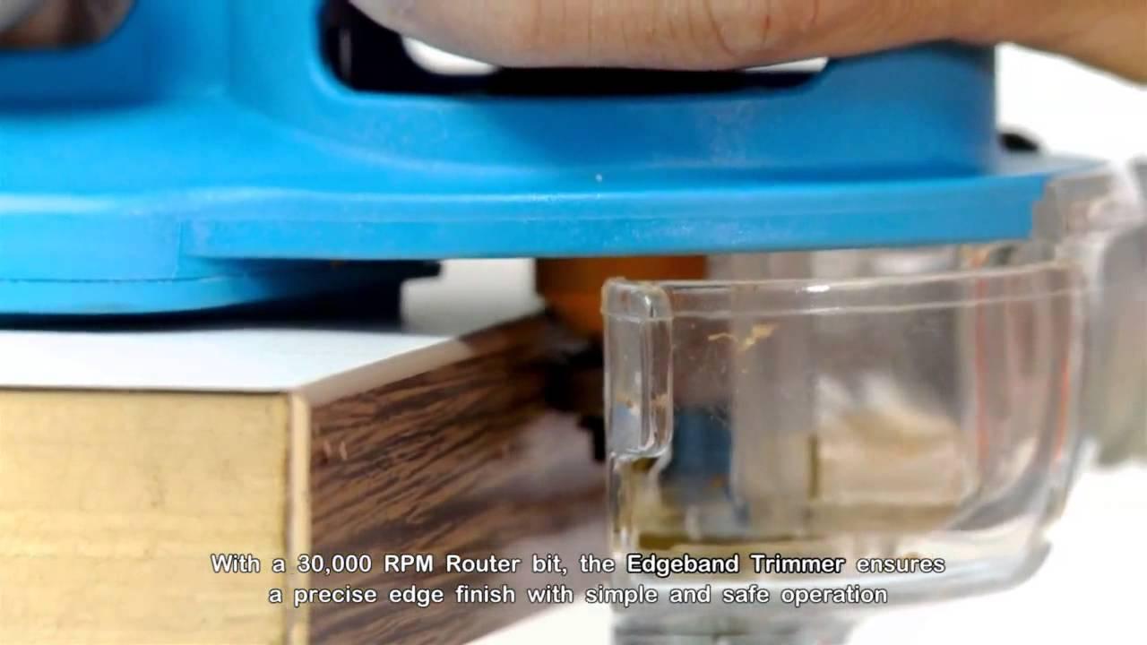 Ручной фрезер для снятия свесов Le-Matic PD 80