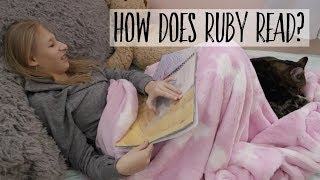 Ruby Does It: Learn How Ruby Reads! | Braille and Audio Books