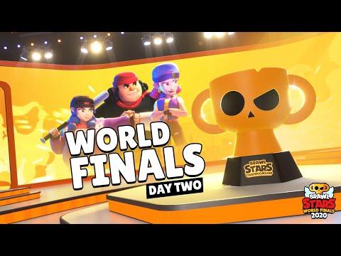 Brawl Stars World Finals - Day 2