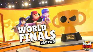 Brawl Stars World Finals - Day 2