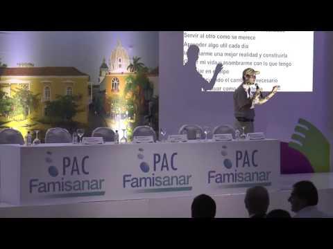 Conferencia de Pedro Medina realizada en el Congreso Latinoamericano Acoset