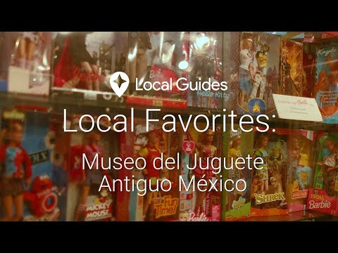 Explore a Massive Antique Toy Collection in Mexico City - Local Favorites