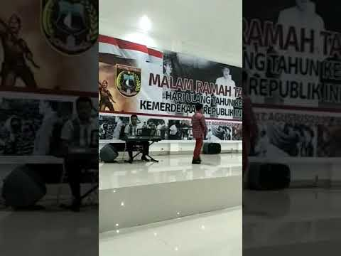 ADNAN KDI Indonesia jaya  #malam ramah tamah hut RI 72 tahun 2017 #Rujab Polewali mandar