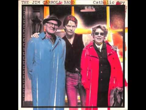 jim carroll band city drops into the night