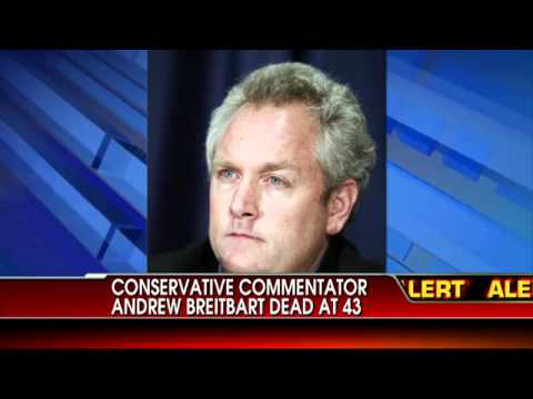 Jonah Goldberg Cries During Emotional Interview on Fox  - Andrew Breitbart