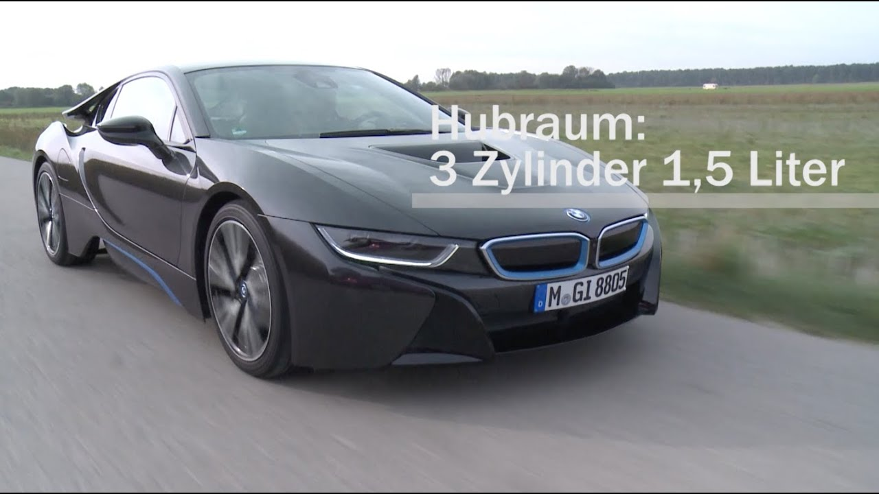 Der BMW i8 im Test - YouTube