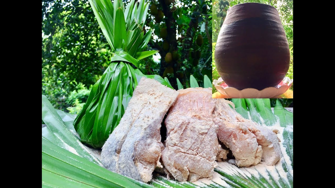 ĐẬM ĐÀ CÁ THÍNH ĐẶC SẢN PHÚ THỌ-Sour fish – specialty of Phu Tho, Vietnam