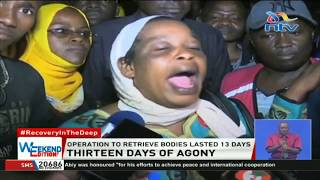 13 Days of Agony: Body retrieval operation in Likoni ends