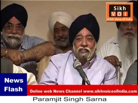 Paramjit Singh Sarna Family of Paramjit Singh Sarna