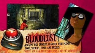 BLOODLUST SHADOWHUNTER #1 Let