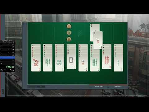 Shenzhen Solitaire - 10 boards in 13:41 (11/22/19) |