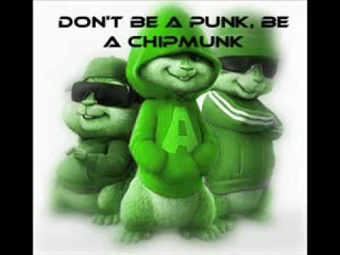 Hinder - Better Then Me (chipmunk version)