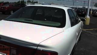 2001 Buick Century Limited Sedan White for sale Dayton Troy Piqua Sidney - 26725B