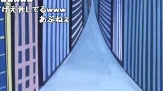 ニコニコ動画コメント付き.