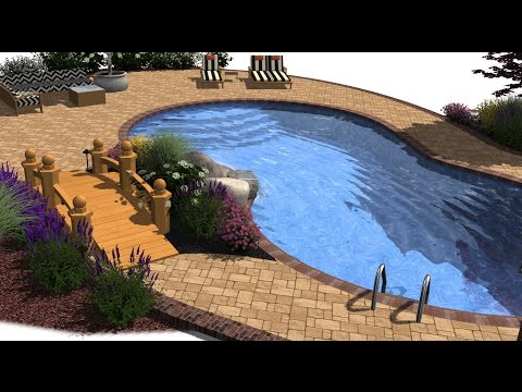 3D Swimming Pool Design | Getting Started Tutorial
