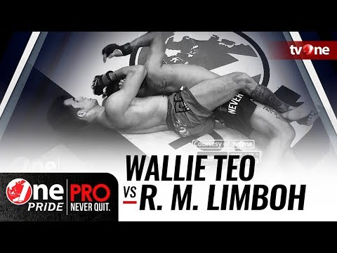 [HD] Wallie Teo vs Rhizal Maikel Limboh - One Pride Pro Never Quit #20 Mp3