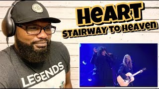 Heart - Stairway To Heaven (Live At Kennedy Center Honors ) |REACTION