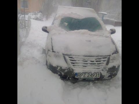 Сніговий колапс в...
