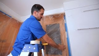 How To Protect Kitchen Cabinets & Appliances | House Painting