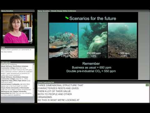 Coral Reefs: Impacts of Climate Change and Ocean Acidification on Aquatic Ecosystems