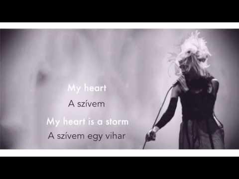 AURORA - My Heart Is A Storm | lyrics/magyar dalszöveg