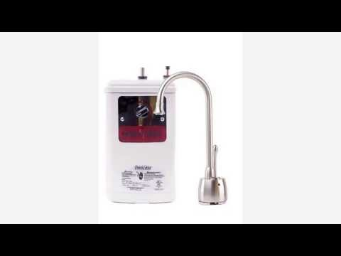 BEST HOT WATER DISPENSER | Waste King H711-U-SN Quick & Hot Water Dispenser Faucet & Tank