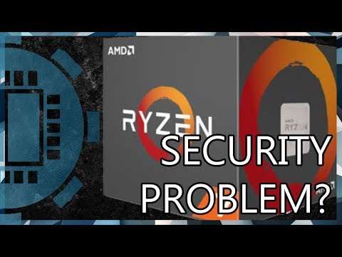 """Do AMD CPUs Really Have """"Major Security Flaws""""?   CTS Labs Results Review"""