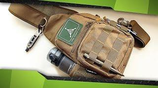 Protector Plus (дешево и сердито) - Тактическая сумка из Китая