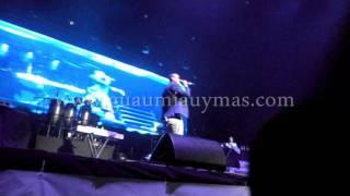 Mohombi Concierto Europa Fm Palacio de Vistalegre Madrid España Segunda parte 27 enero 2012