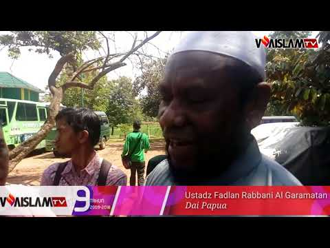 Gereja Tolak Pembangunan Menara Masjid Al Aqsha Sentani, Ini Respon Dai Papua