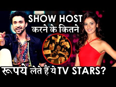 TV Actors Who Are HIGHEST Paid TV HOST