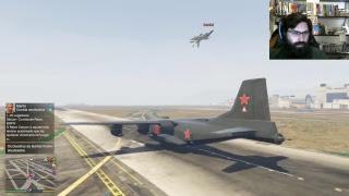 GTA V - Aviões e Helicopteros