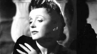 Watch Edith Piaf La Vie Lamour video
