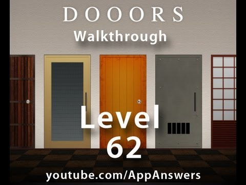 Dooors Level 62 Walkthrough