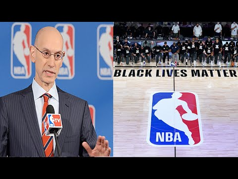 NBA ENDING Black Solidarity Protests Next Year