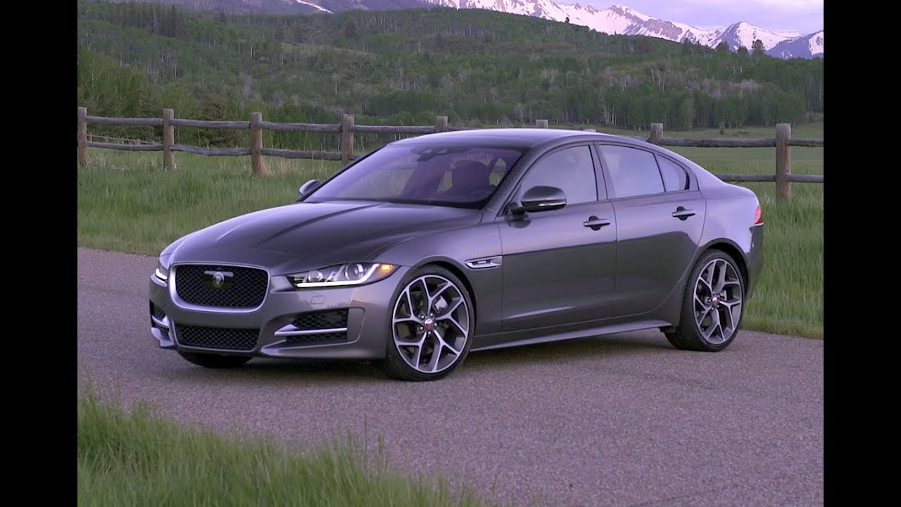 2017 jaguar xe 35t r sport one take youtube. Black Bedroom Furniture Sets. Home Design Ideas