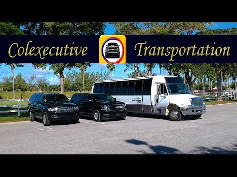 Colexecutive Transportation - Miami Limo Services 2018