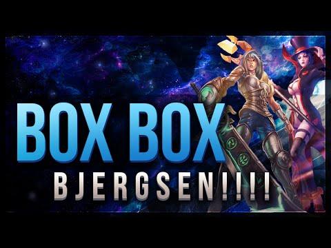 LMHT : BoxBox cầm Riven vs Leblanc Bjergsen