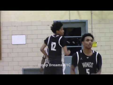 2020 Bronx Borough championship Highlights. Wings Academy vs Eagle Academy 1