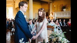 Elizabeth + Howard, Country House Wedding, Hampton Court House