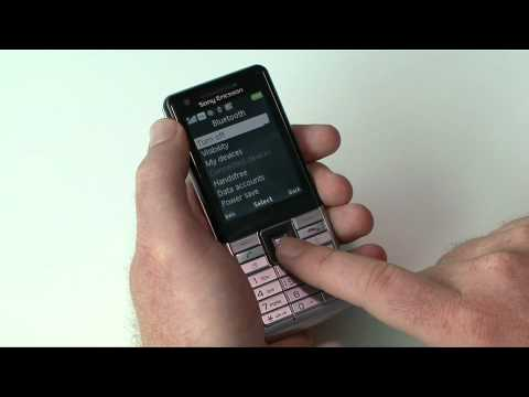 Sony Ericsson Naite. A Quick Start Guide