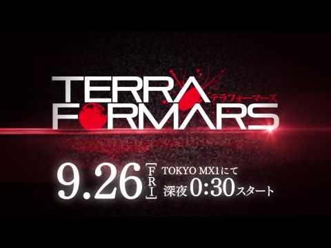 テラフォーマーズ TERRA FORMARSアニメ・実写映画CM集