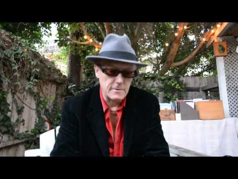 David J (Bauhaus, Love And Rockets) on his book, WHO KILLED MISTER MOONLIGHT?