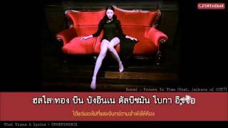 [Karaoke - Thaisub] Sunmi - Frozen In Time (Feat. Jackson of GOT7)