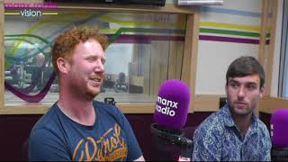 Terence George - 'Storm' live in the studio