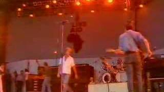 The Who play My Generation but due to a broadcast technical hitch t...